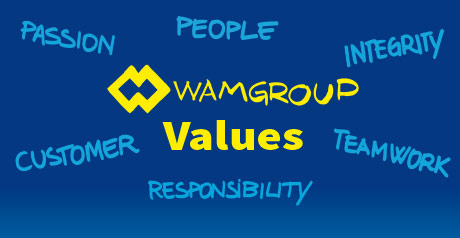 "buy popular 0bd76 7bde7 WAMGROUP ""Values"" Video"